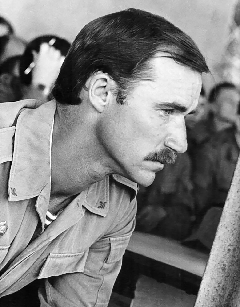 Валерий Востротин: «В Афгане никакие начальники тебе не нашептывали, что делать»