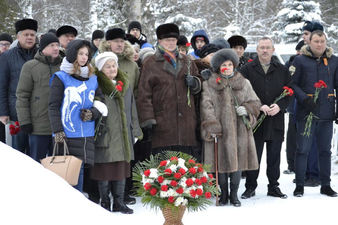 75 годовщина снятия блокады Ленинграда в г. Иваново