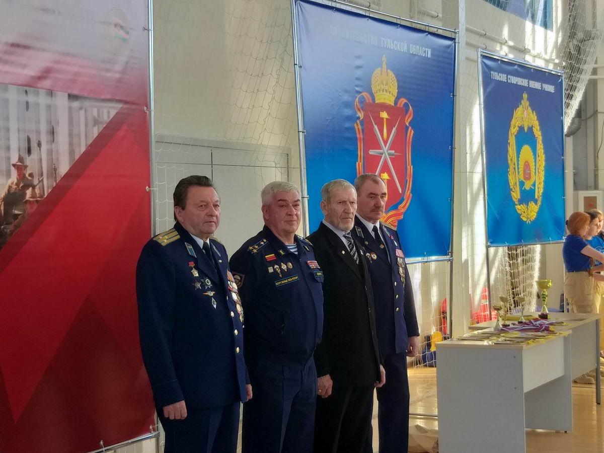Спартакиада по военно-спортивному многоборью