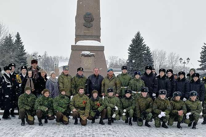 День Защитника Отечества В Тольятти