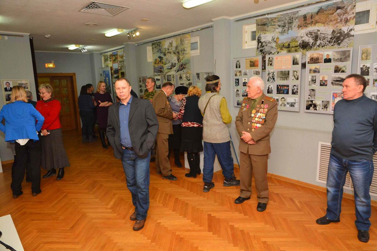 Выставка «Афганистан. Еще раз про войну»