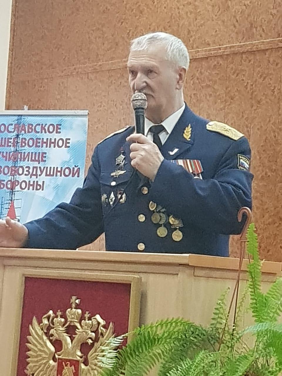"""Военно-патриотическая акция """"Офицер - профессия героическая"""""""
