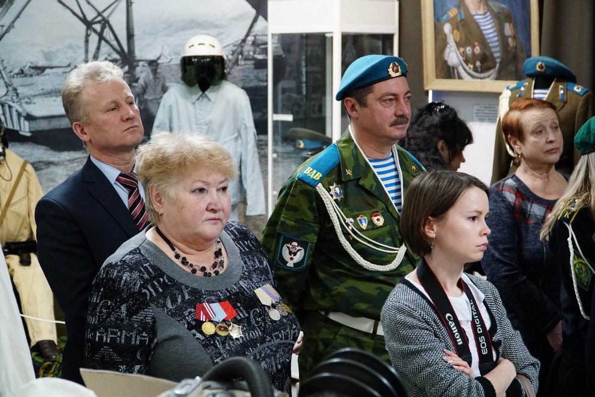 Выставка «Путь моей войны прошел через Афган»