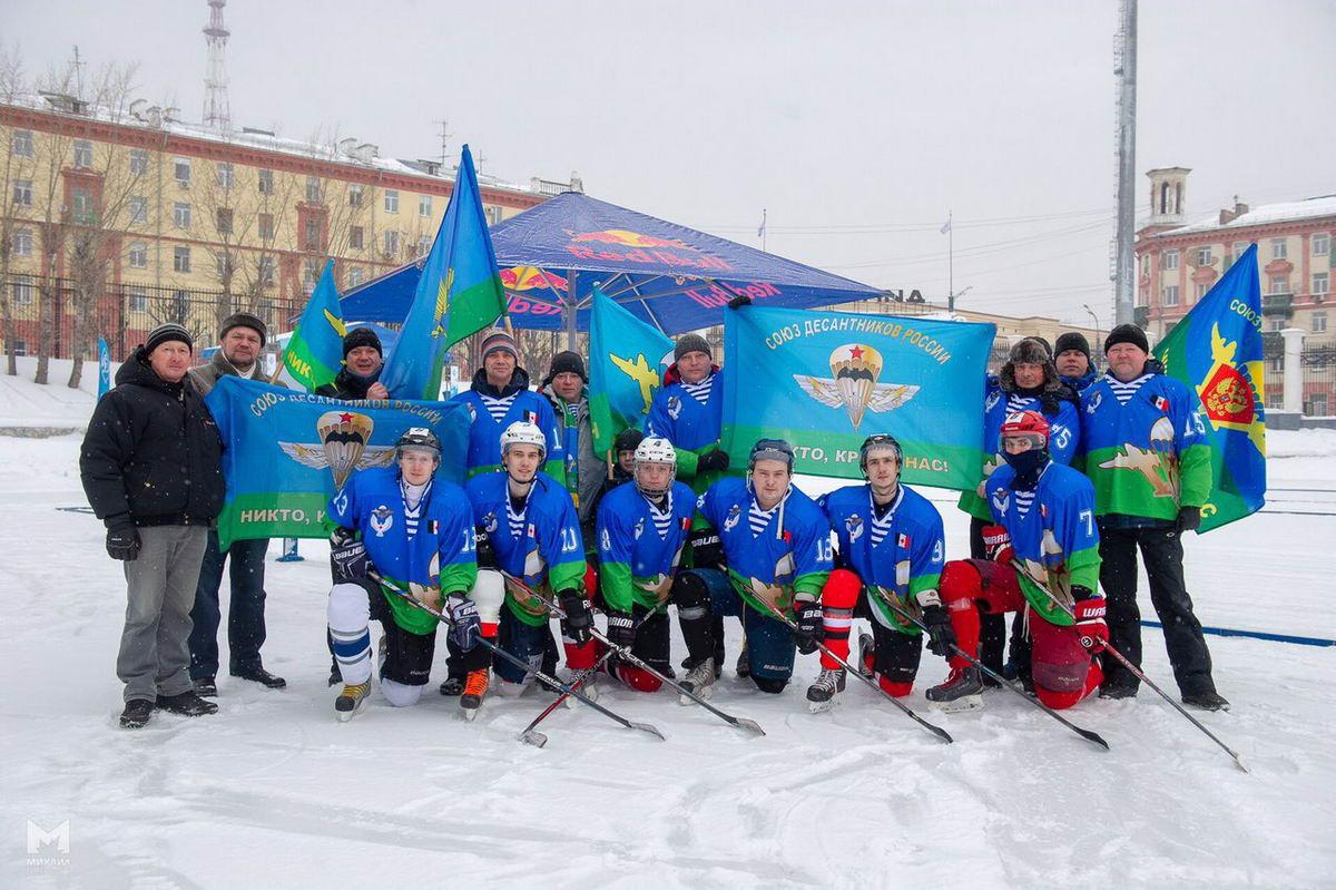 Турнир Red Bull Шлем и Краги в Ижевске