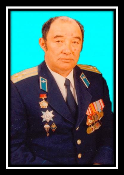 КЕРИМБАЕВ БОРИС ТУКЕНОВИЧ 12.01. 1948 - 12.02. 2019