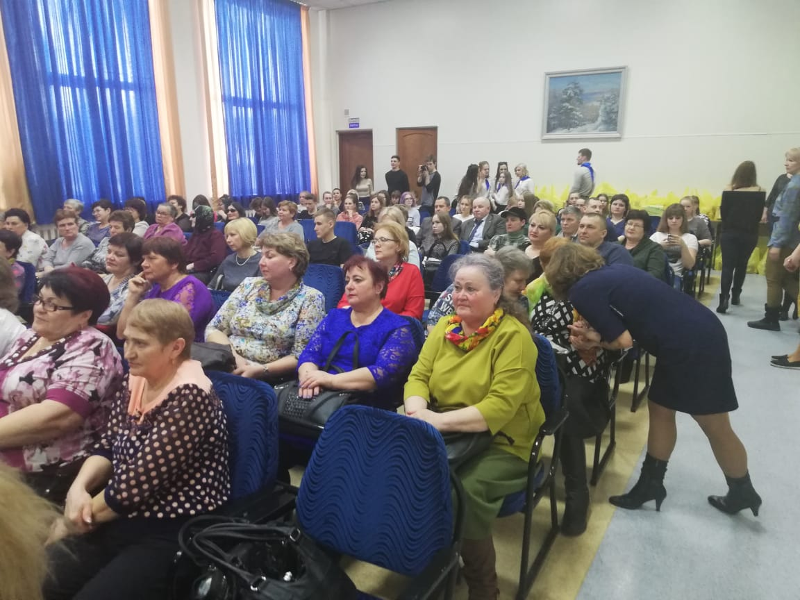 Торжественное мероприятие, посвященное Международному женскому дню в Барнауле