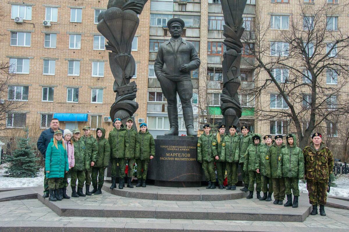 """Военно-патриотическия акция """"Три дня в армии"""""""
