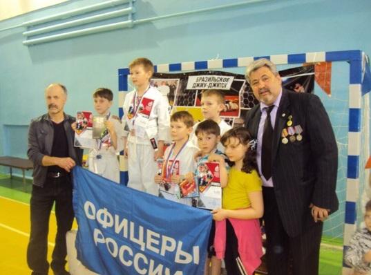 Чемпионат в Ивановской области по панкратиону