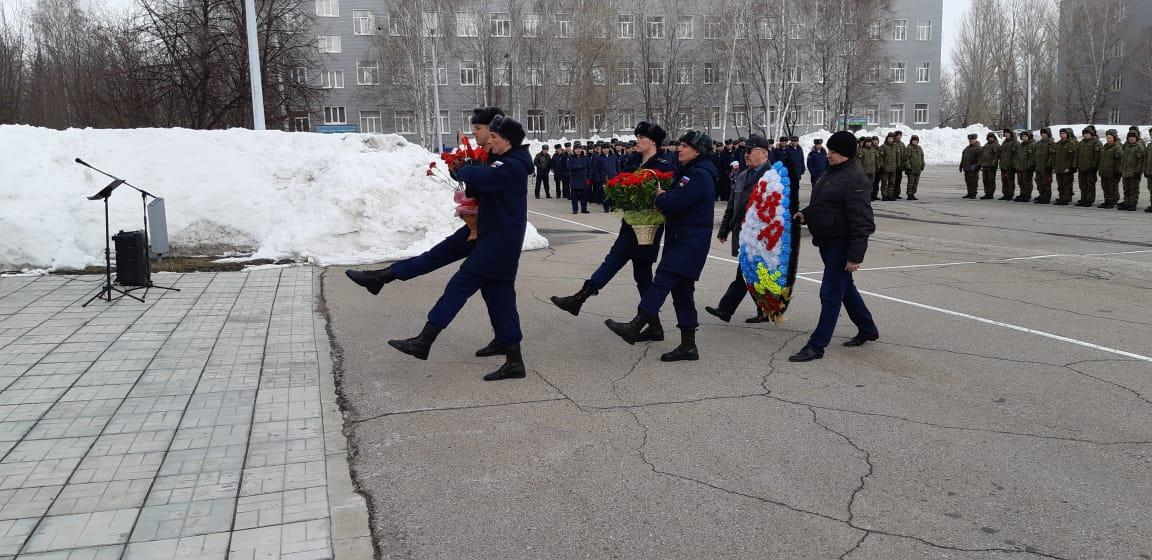 В Ульяновске прошел День памяти десантников, погибших при исполнении служебного долга