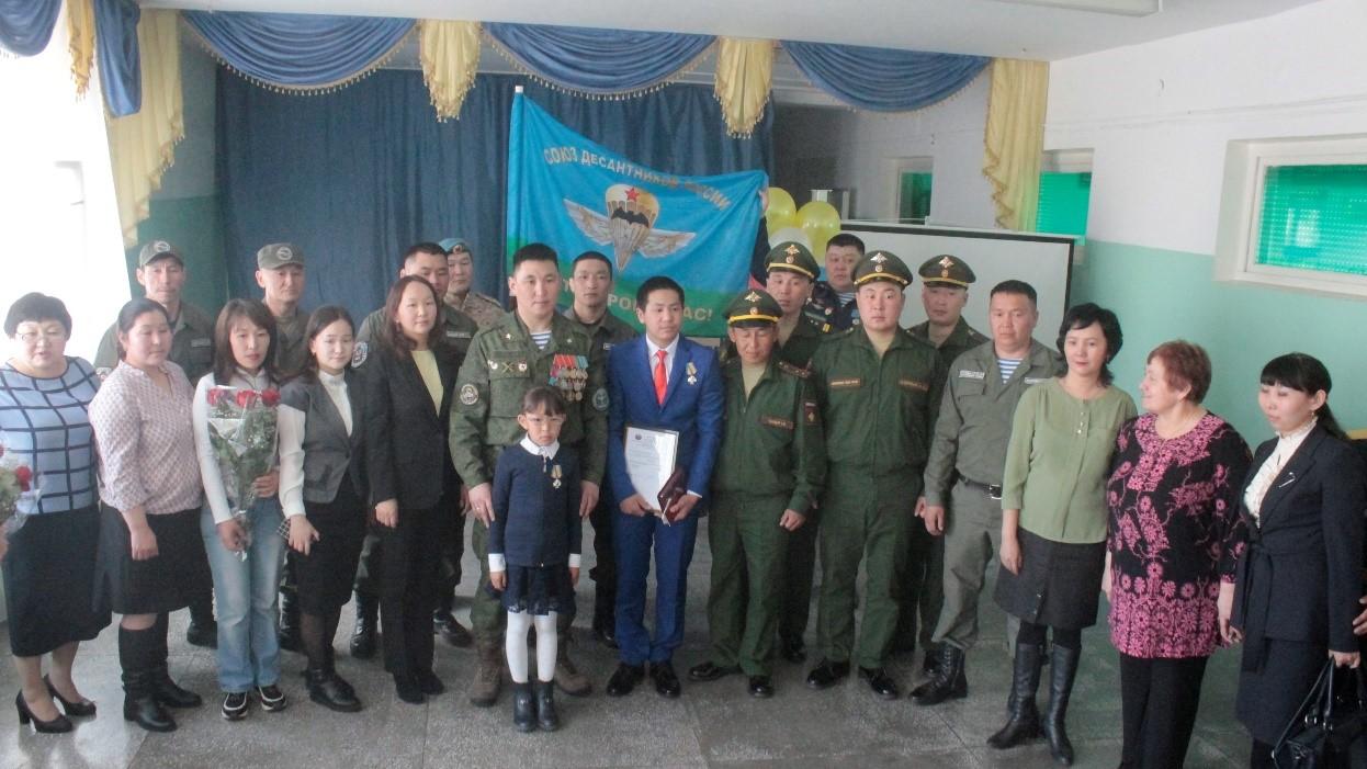 Дети-герои Тувы, спасшие жизни людей, удостоились награды Российского союза спасателей