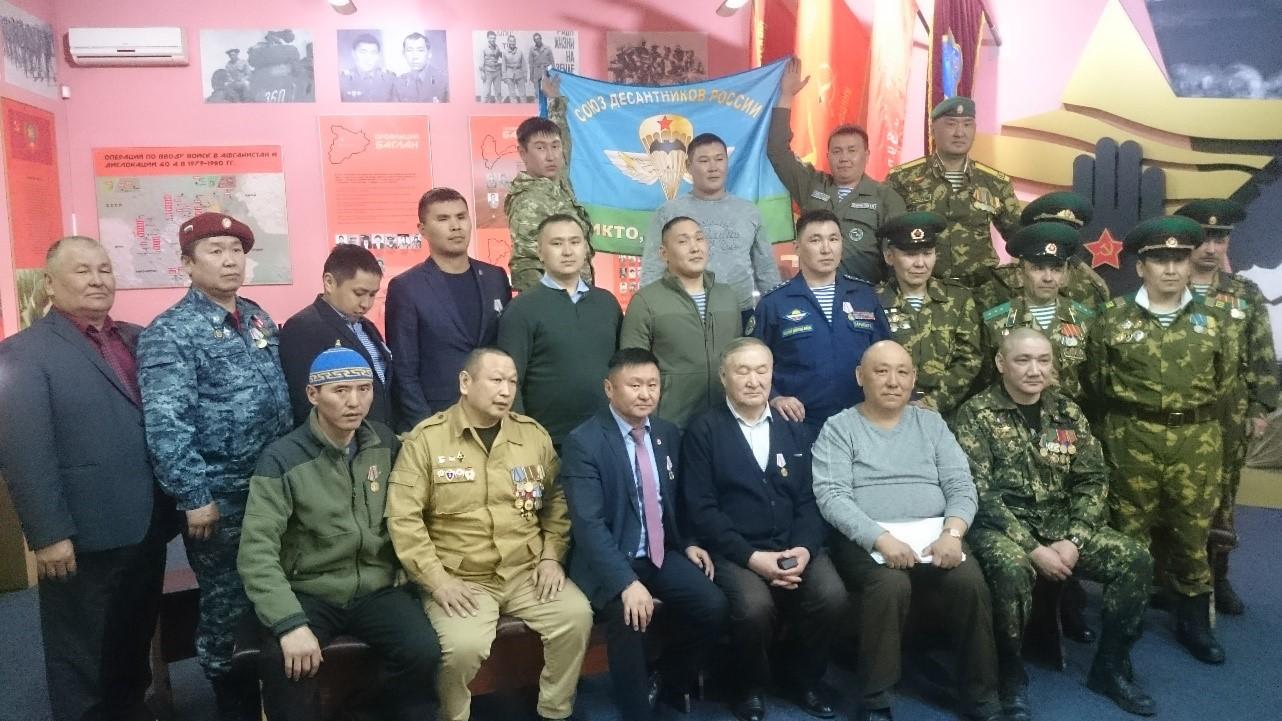 В Национальном музее имени Алдан-Маадыр Республики Тыва состоялось подведение итогов декады патриотизма