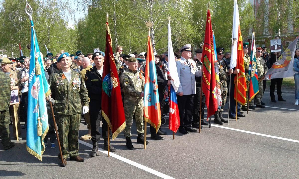 9 мая в Барнауле
