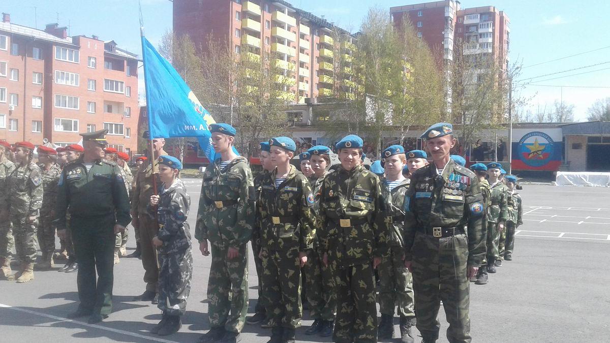 """19 мая 2019 года в Иркутском городском центре """"Патриот"""" состоялся выпуск курсантов"""