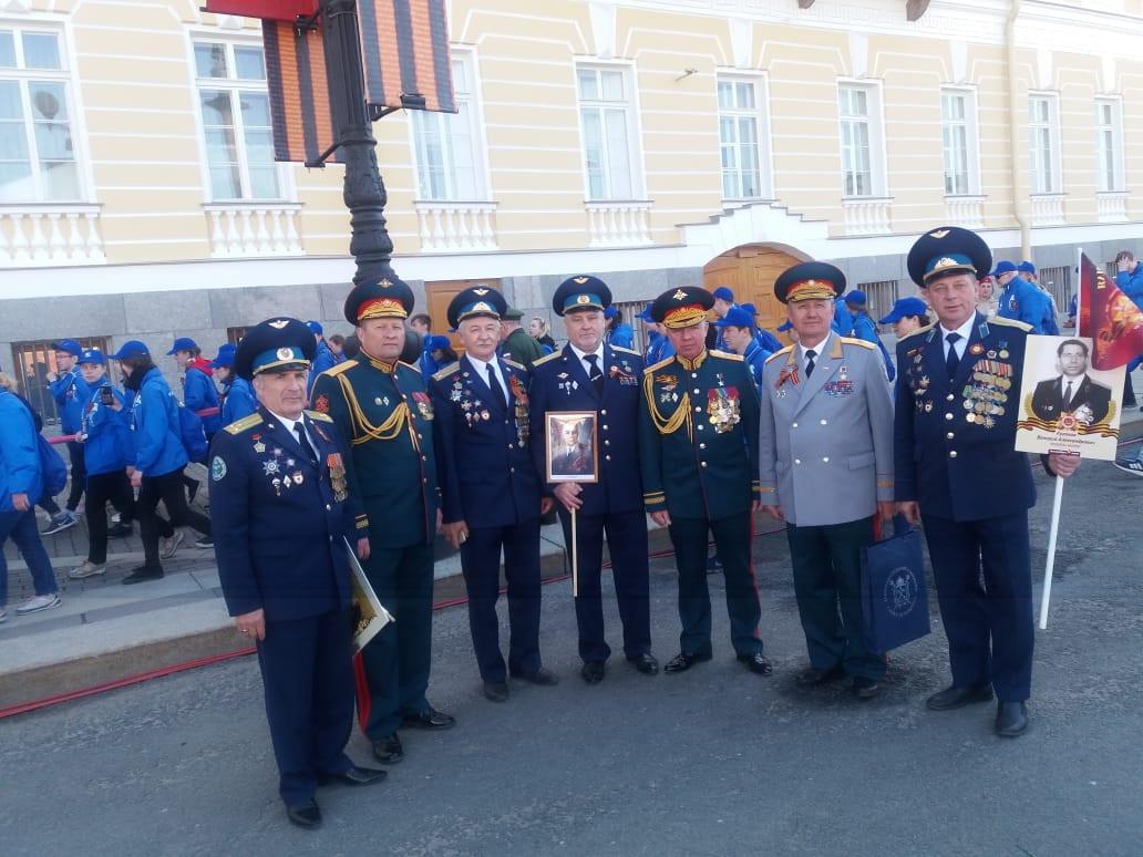 «Бессмертный полк» в Санкт-Петербурге