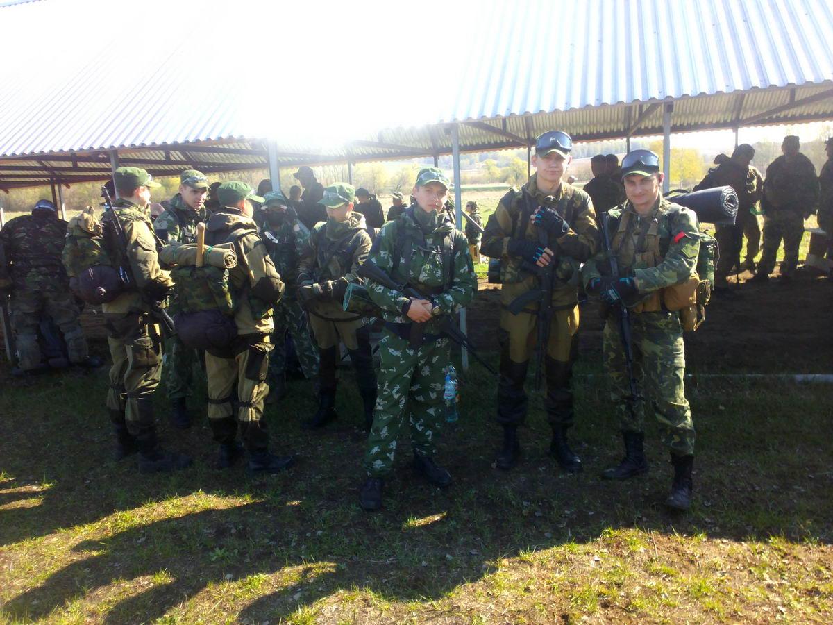 Военно-тактические соревнования «СМЕРШ-2019»