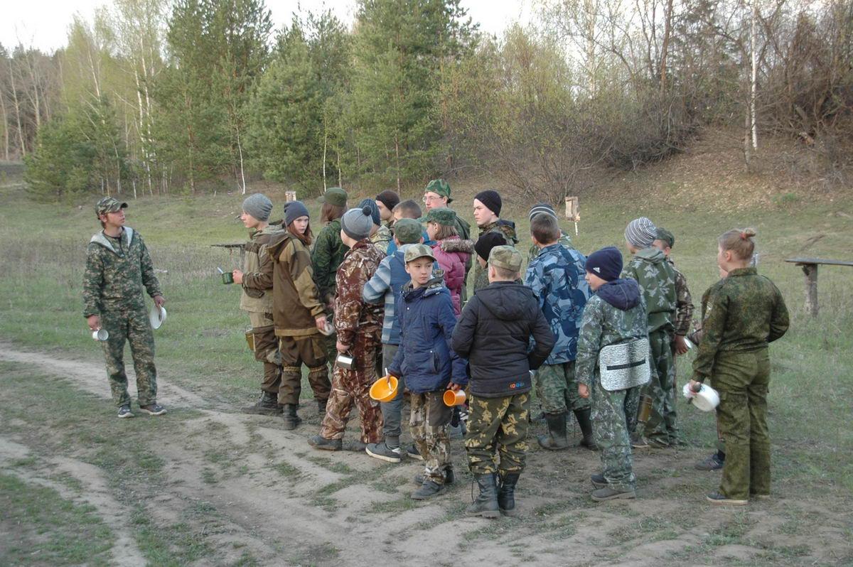 Военно-патриотические сборы состоялись !!!