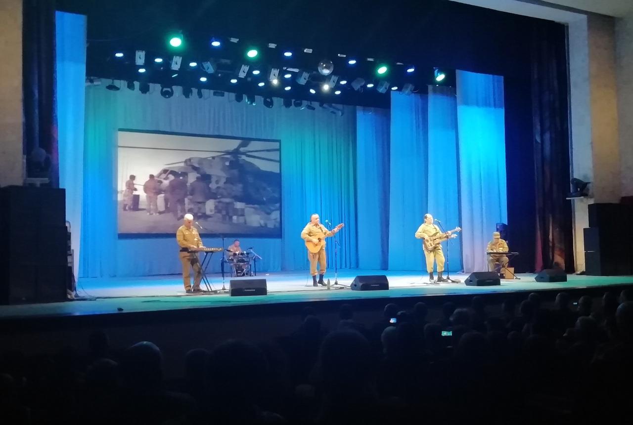 «Ветераны группы «Каскад»