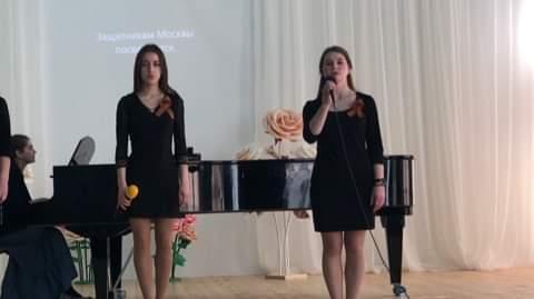 Концерт, посвященный 9 Мая!