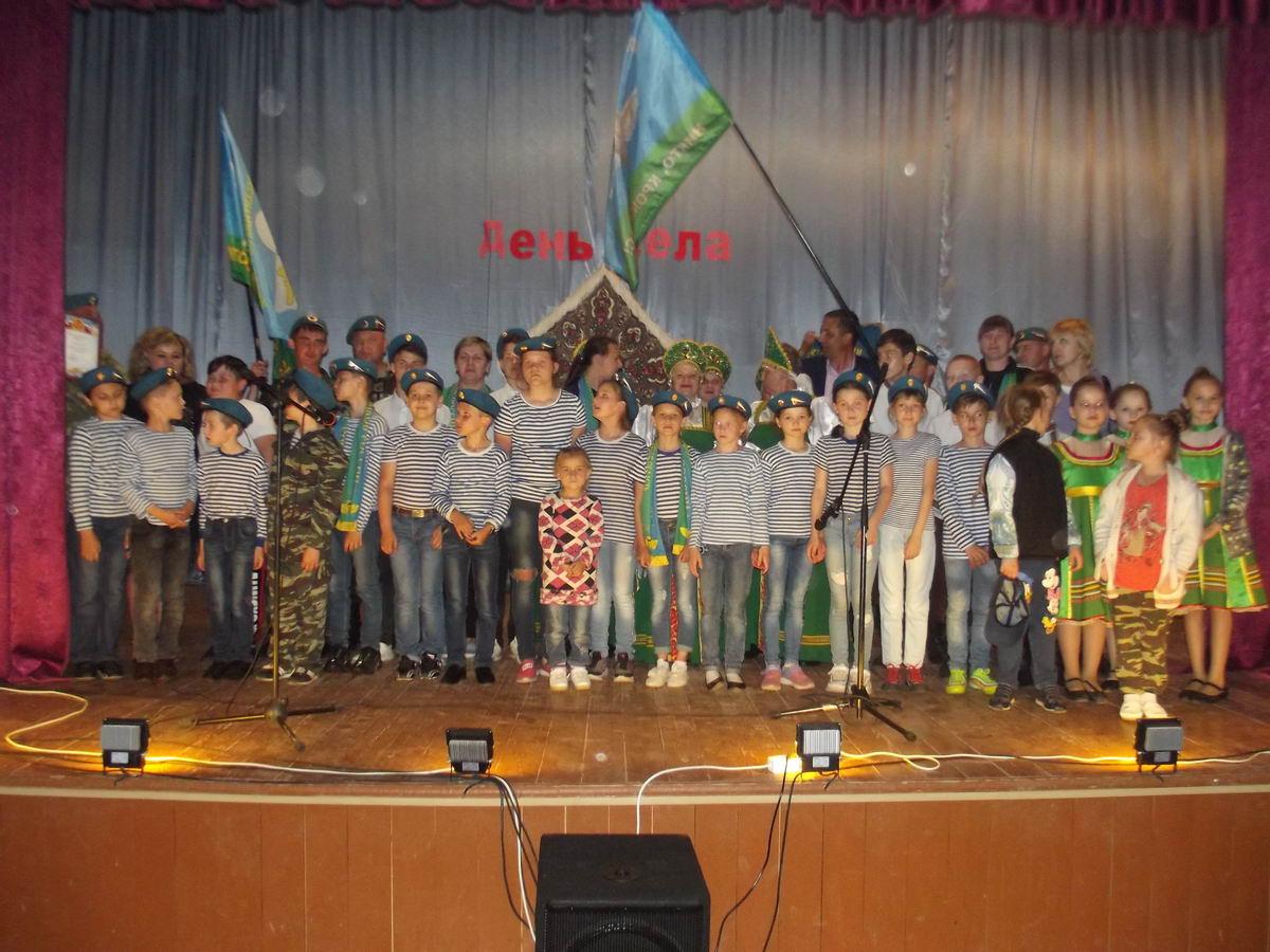 Отчетный концерт детского хореографического коллектива «Кристаллики»