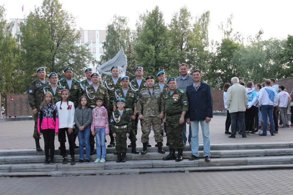 День памяти и скорби в Ижевске