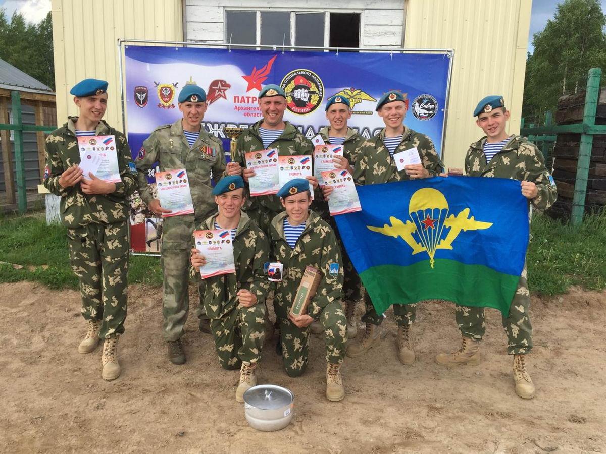 В Орле встречают победителей межрегиональной игры «СПЕЦНАЗ»