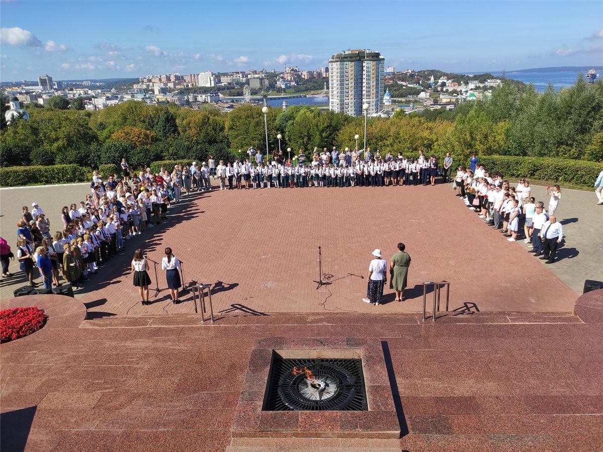 Юбилейные мероприятия, посвященные 550-летию г. Чебоксары