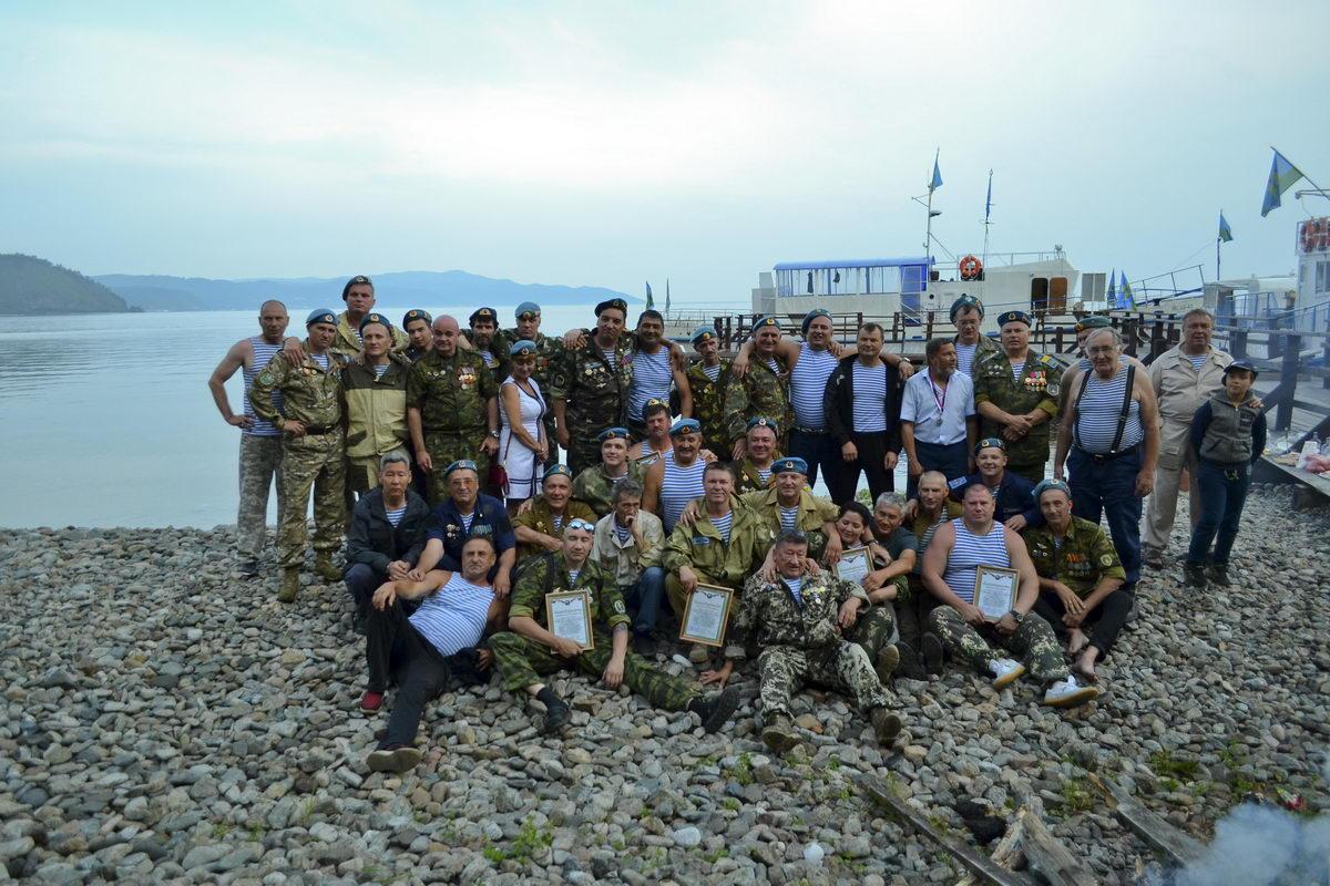 02 августа 2019 года празднование дня ВДВ в г. Иркутске
