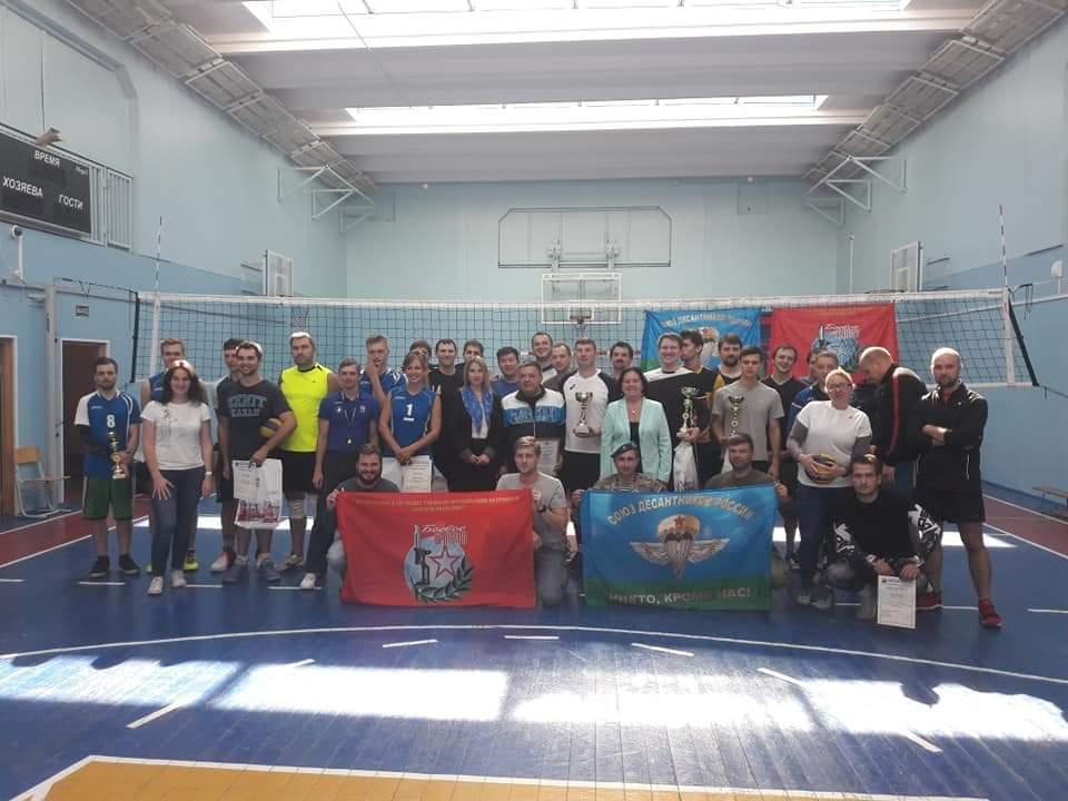 Финал турнира по волейболу муниципального округа Ново-Переделкино