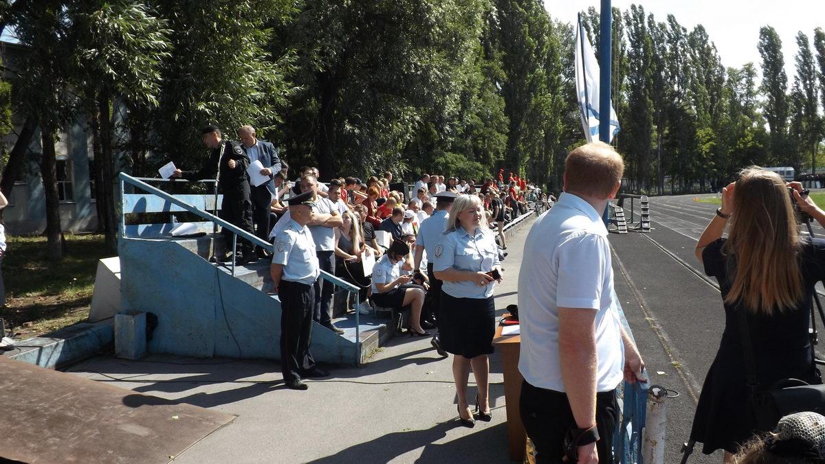 Спартакиада сотрудников УМВД России по Липецкой области