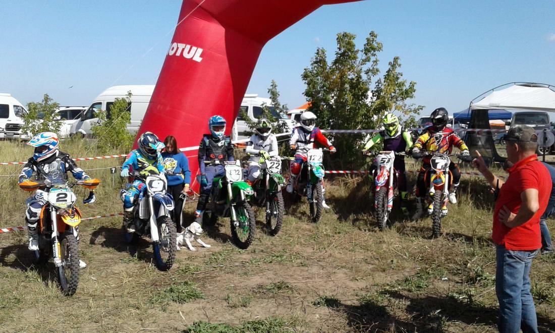 Всероссийские соревнования по мотокроссу