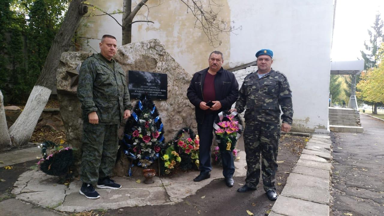 В гостях в Новосильском районе