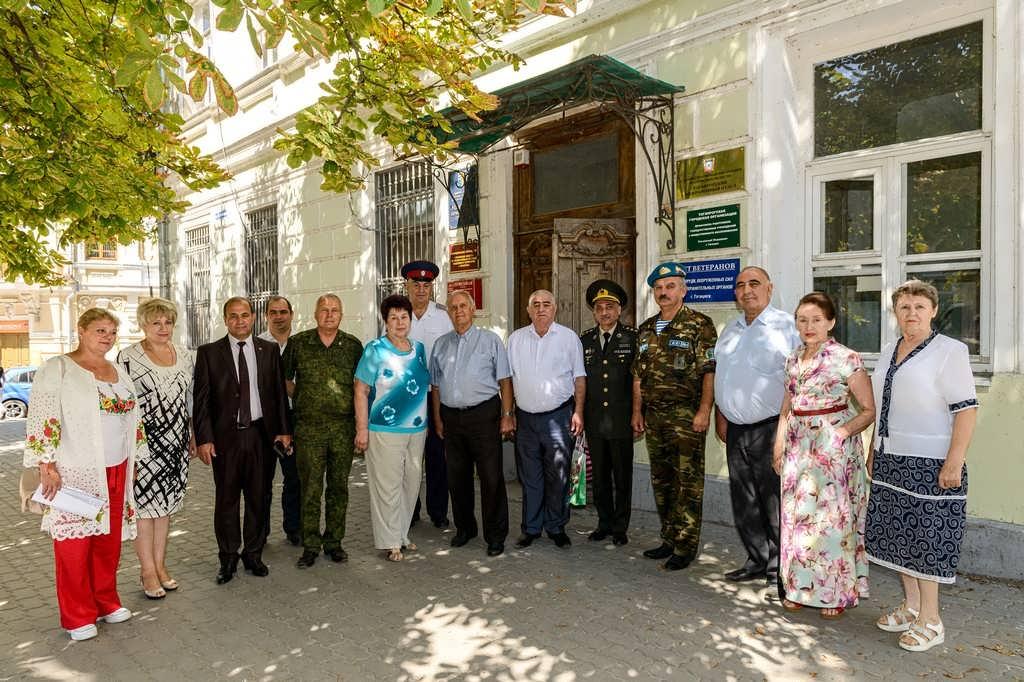 Встреча с делегацией международного сотрудничества республики Азербайджан