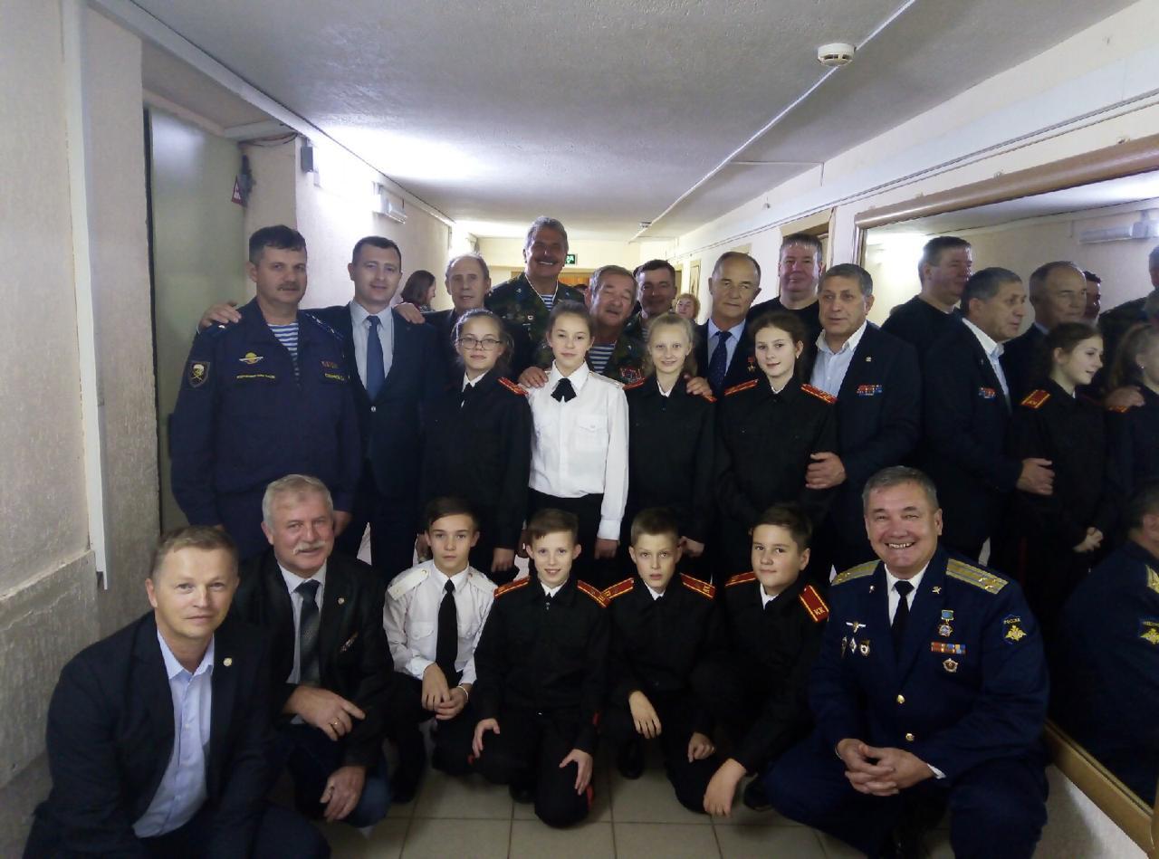 Кинешемские дети посетили концерт в г. Иваново