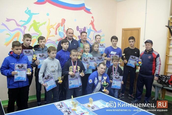 Соревнования по Воркауту в г. Кинешма