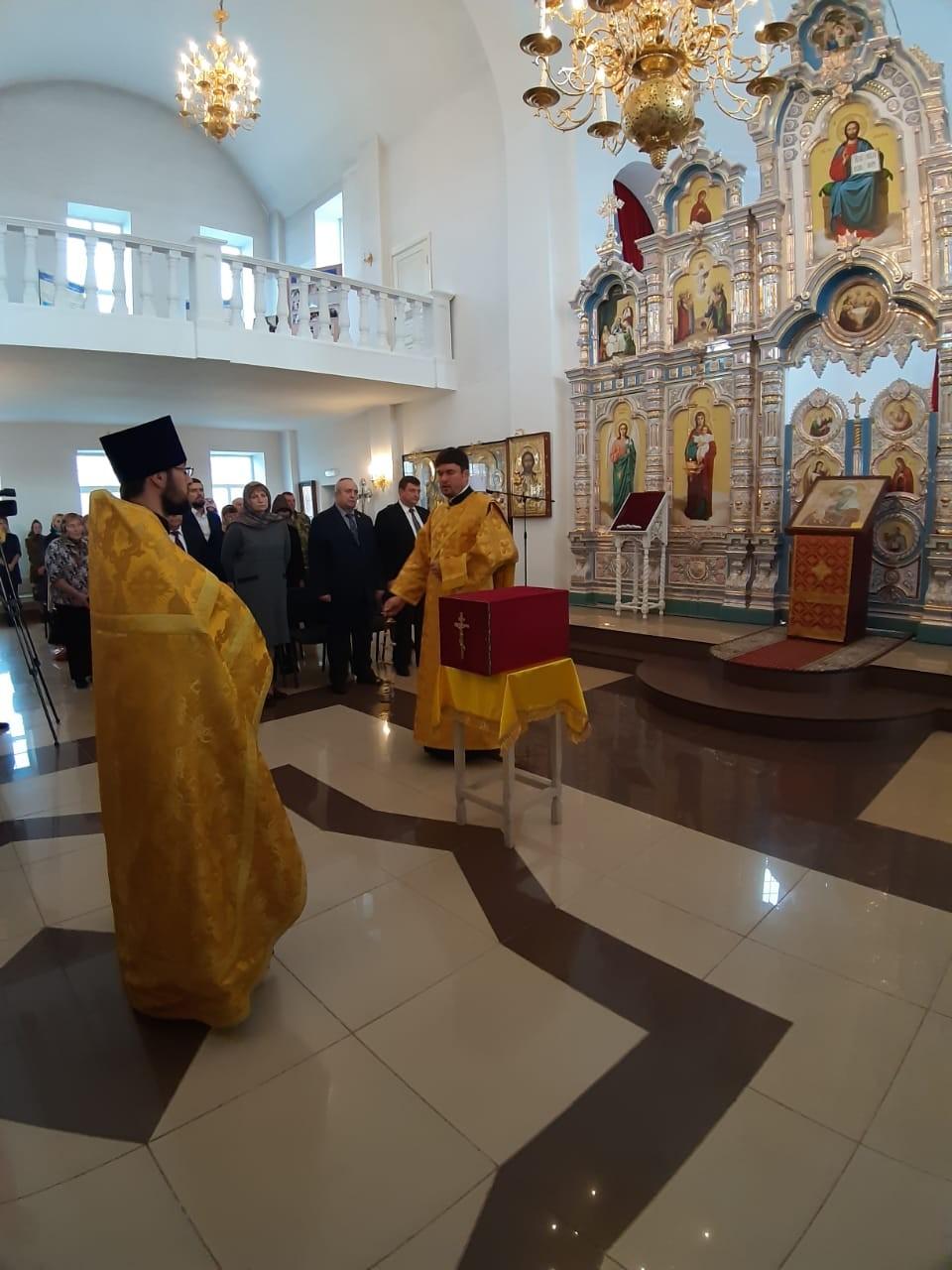 19 октября Андрею Палачёву были переданы останки красноармейца Ивана Яковлевича Фурина