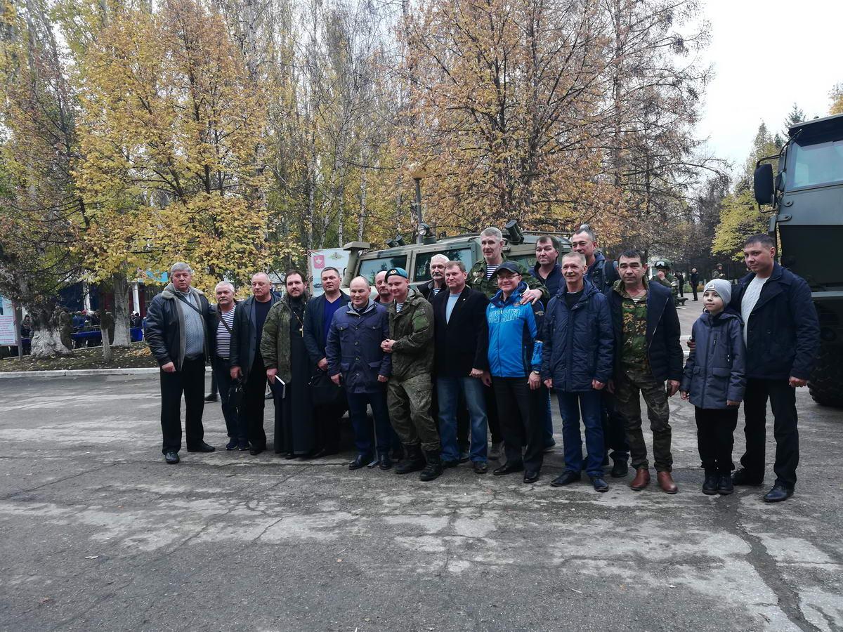 День подразделений специального назначения в Тольятти
