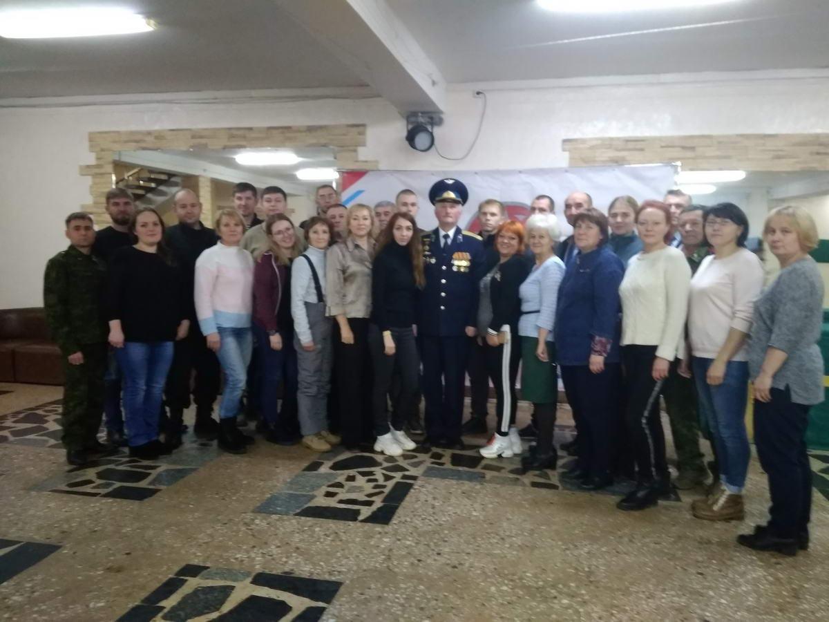 Республиканский семинар для руководителей и актива патриотических клубов и кадетских классов
