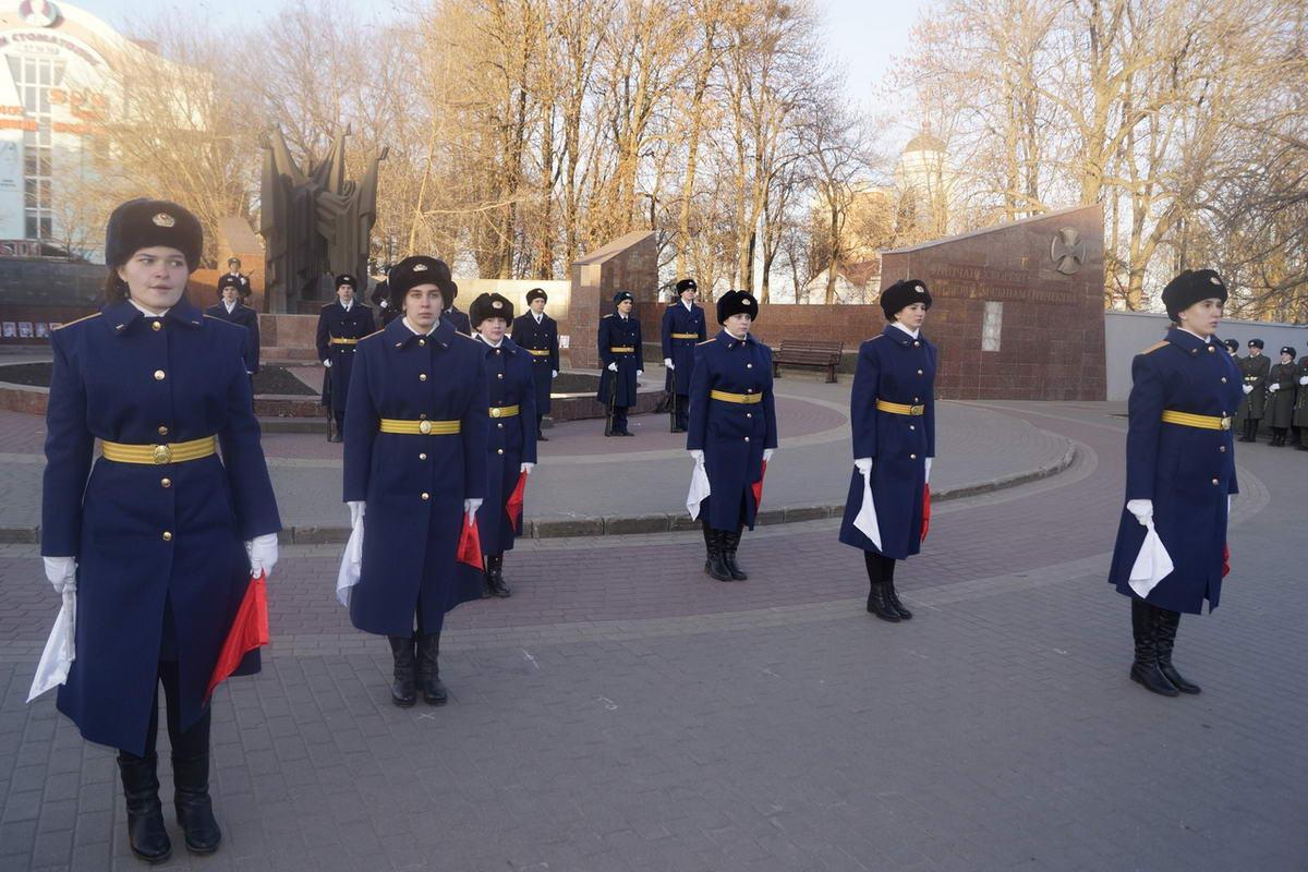 Праздник матери в городе Липецке