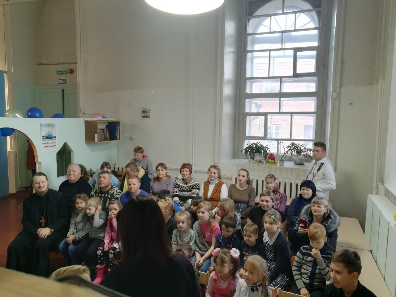 День образования православного детско-юношеского центра «Златоуст» в г. Кинешме