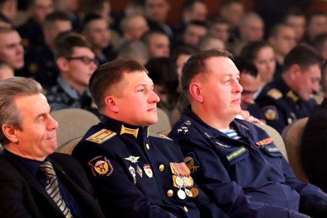 День образования 150-го ОРВБ ВДВ России в Орехово-Зуево