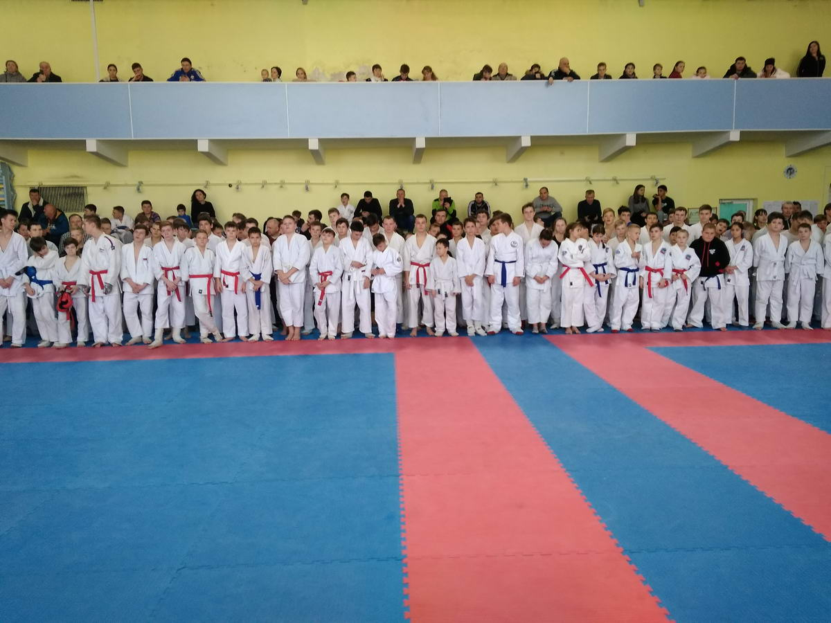 Открытое Первенство г. Ижевска по рукопашному бою среди юношей и девушек