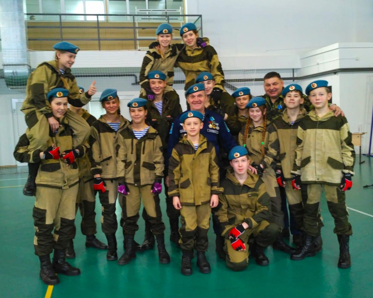 21 декабря 2019 года Киренским отделением проведен урок мужества посвященный 100-летию Калашникова М.Т.