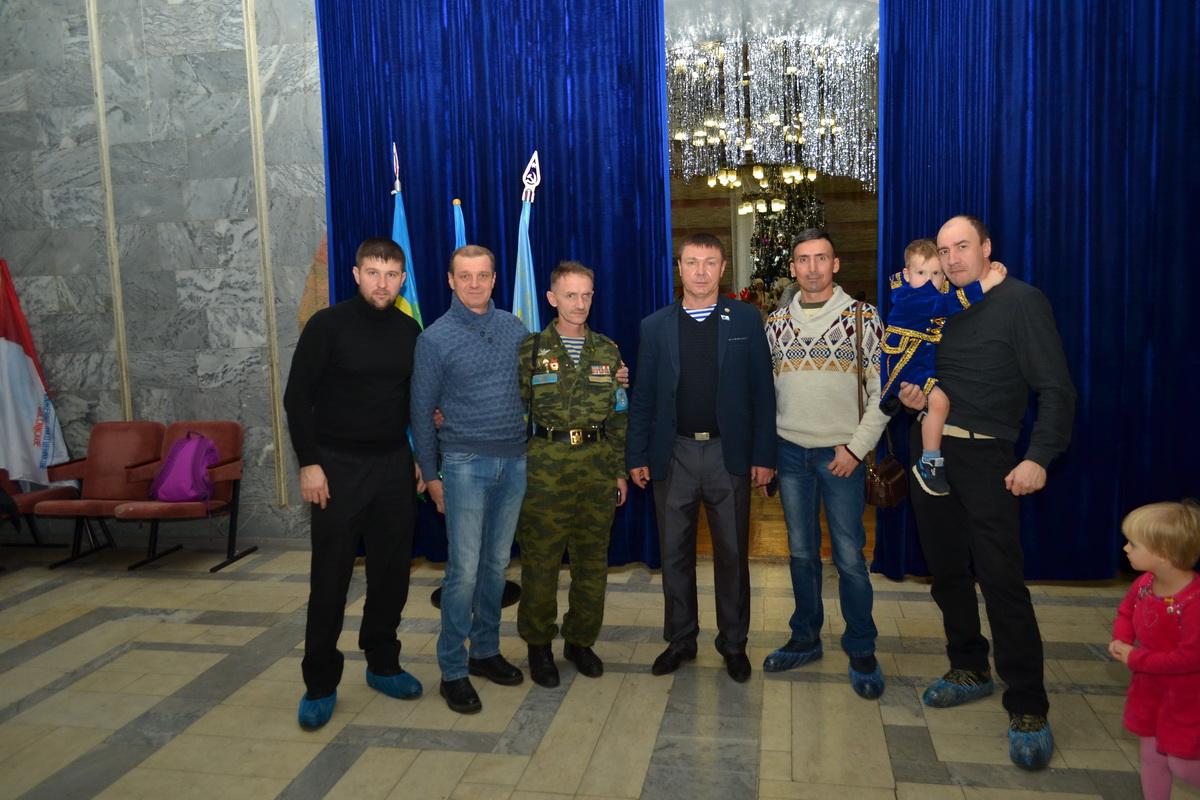 """Организация празднование Нового года для детей ветеранов """"СДР"""""""