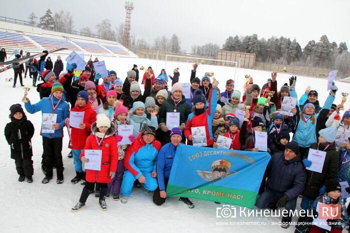 Лыжные гонки в г. Кинешма