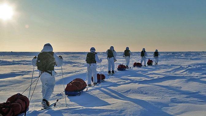 К 75-летию Победы: лыжный переход команд ВДВ состоится по всей России