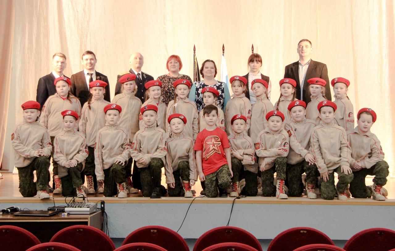 «Союз десантников Удмуртии» на внеочередном слёте Ижевского отделения ВВПОД «Юнармия»