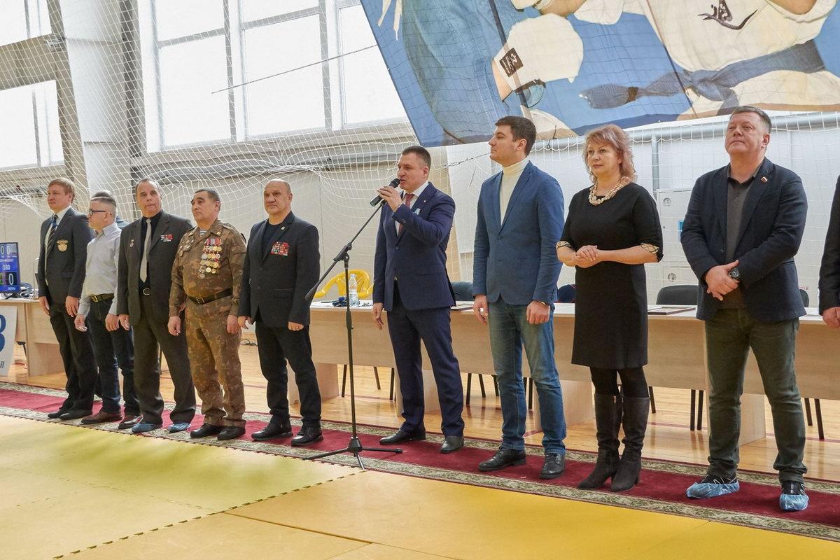 Соревнования по КУДО на первенство Приволжского Федерального округа
