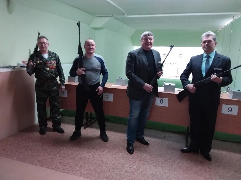Спортивный праздник в честь воинов-интернационалистов в МАОУ «Гимназии №5» г. Чебоксары