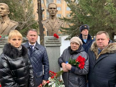 «Союз десантников Удмуртии» вспоминает своего боевого друга