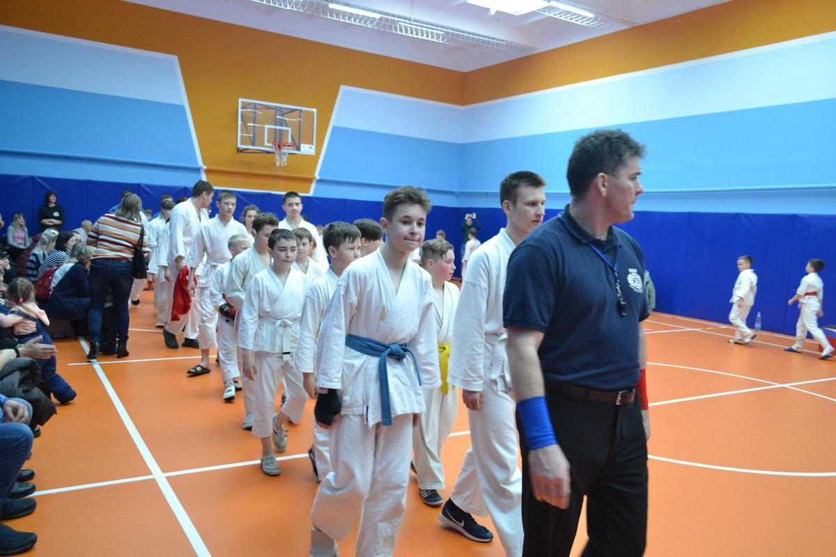 Первенство по рукопашному бою в г. Фурманов